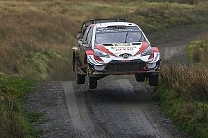 Rally GB WRC: Tanak extends points lead with win