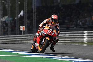 """Márquez: """"Moto complicata? Non importa, basta che sia veloce"""""""