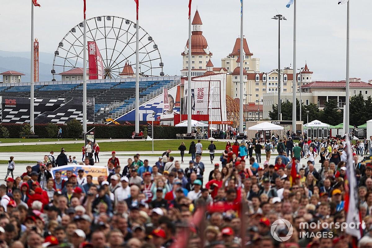 Гран При России – развлечения на любой вкус