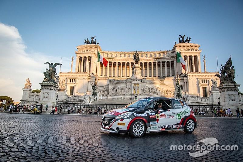 Rally Roma, Peugeot Competition 208 Top: trionfa Guglielmini