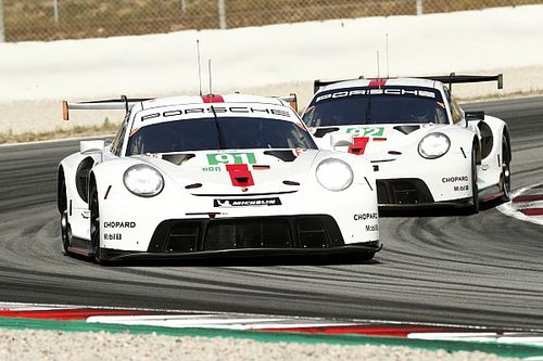 "Porsche ""still the reference"" with new car - Calado"