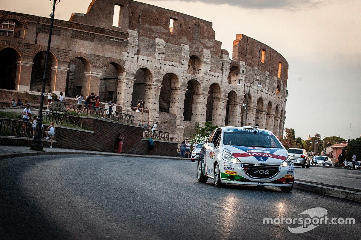 "Il Rally di Roma attende i fan ERC e CIR: ""Serve collaborazione"""