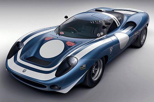 El nuevo Ecurie Ecosse LM69 toma inspiración del Jaguar XJ13