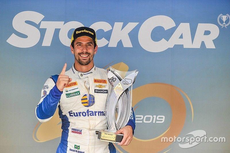 Interlagos Stock Car: Di Grassi on pole for the 'Million Race'