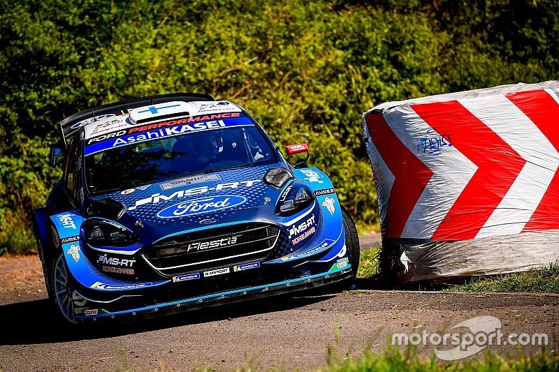 M-Sport Ford pilotu Suninen, Türkiye Rallisi'nden korkmuyor