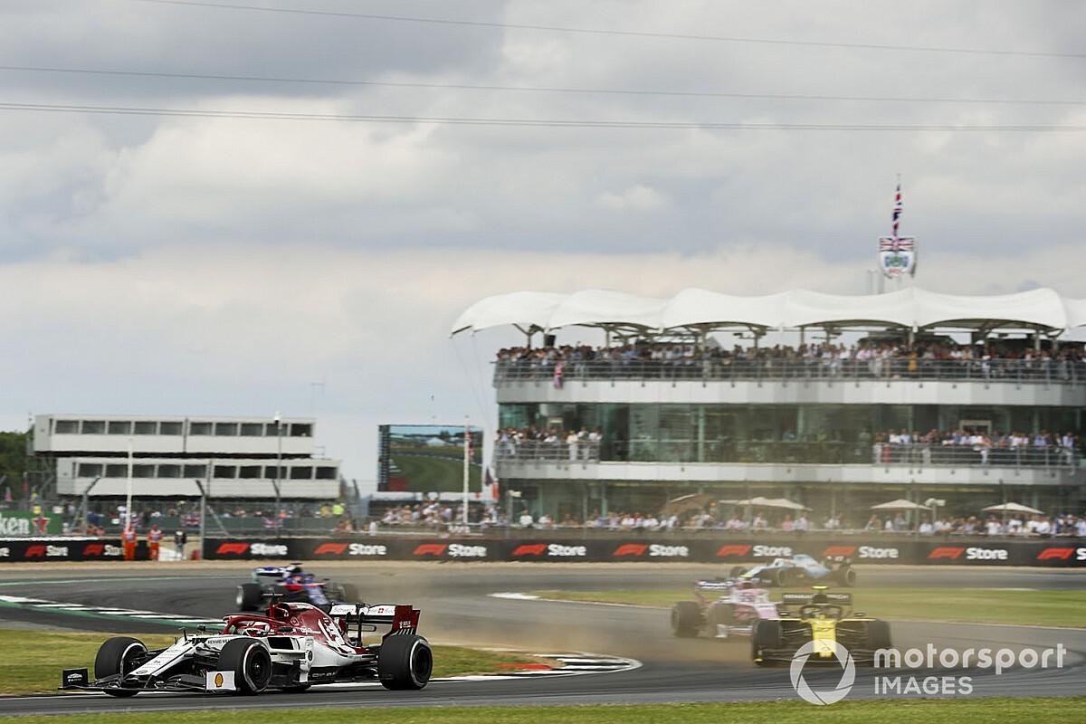 'Twee races op Silverstone, een mogelijk vernoemd naar Moss'