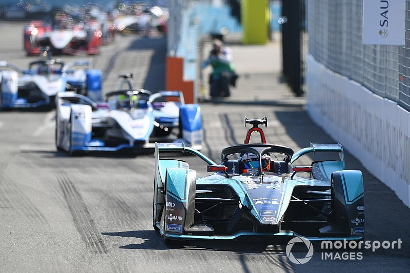"Formula E in ""advanced"" talks over Jakarta race"