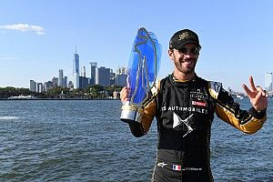 Vergne logra el bicampeonato de Fórmula E