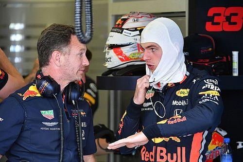 Soal masa depan Verstappen, Horner santai