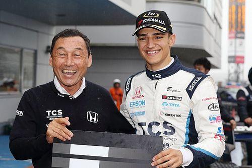 9年ぶりの勝利、中嶋悟総監督「スタッフの喜ぶ顔が何より嬉しかった」
