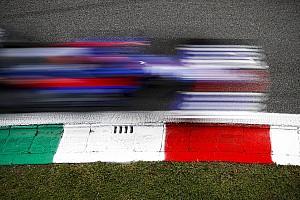 Toro Rosso оставила Квяту мотор из Монцы