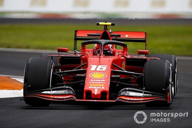 Leclerc dice que el ritmo de práctica no fue el real