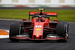 """Leclerc says practice pace not the """"real picture"""""""