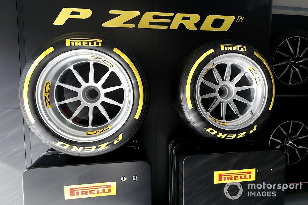 Pirelli retoma el desarrollo de los neumáticos de 18 pulgadas