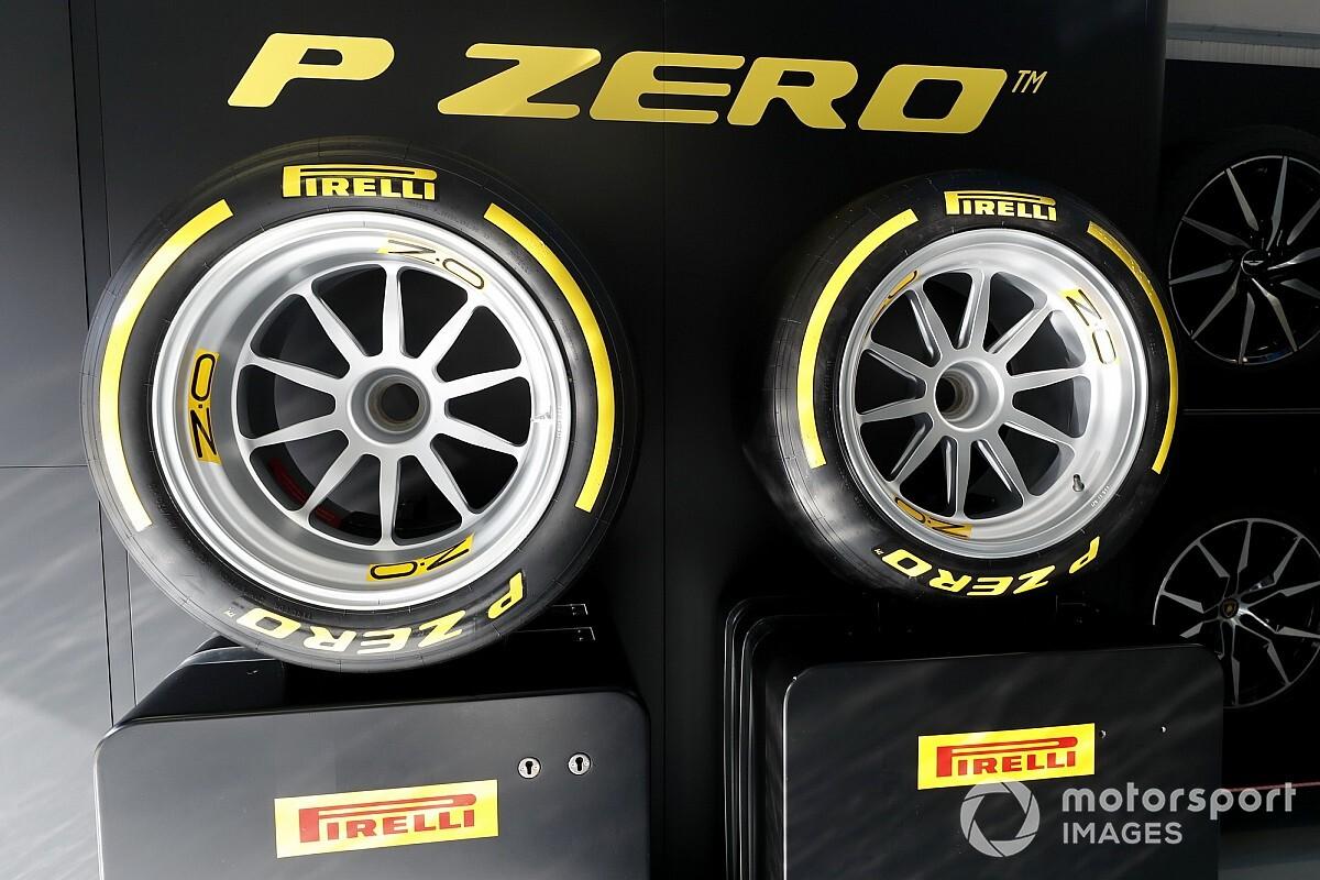 Pirelli restarts 18-inch F1 tyre development for 2022