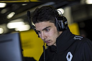 Ocon to join Renault for post-Abu Dhabi GP test