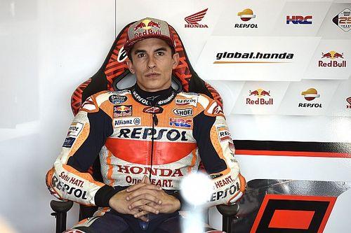 Demi keunggulan poin, Marquez akan main aman