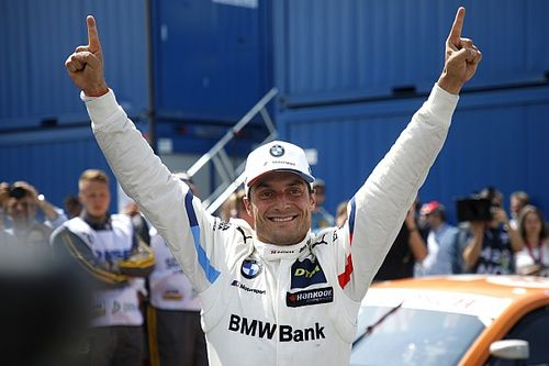Norisring DTM: Spengler ends two-year victory drought