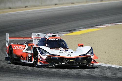 Montoya gana en Laguna Seca y se acerca al campeonato