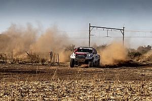 Alonso debuta en los raids en Sudáfrica