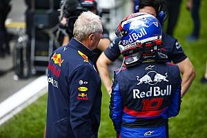 Марко о Гасли: В Red Bull он бы никогда не обрел себя