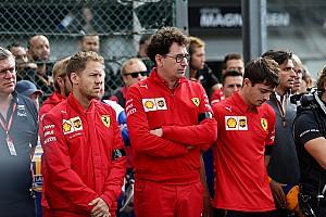 Binotto, Leclerc ve Vettel'e güveniyor