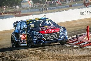 France World RX: Timmy Hansen wins, Bakkerud takes points lead