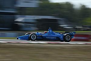 """Rosenqvist: """"IndyCar es la bestia más dura hasta ahora"""""""