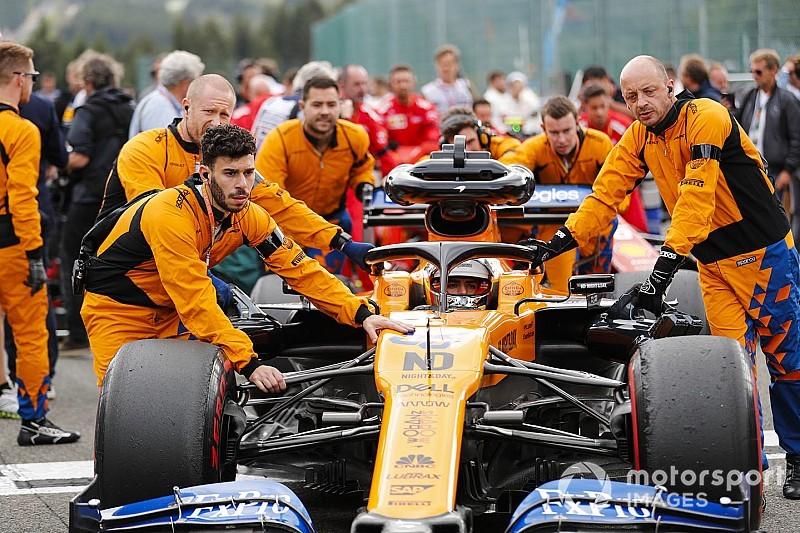 Sainz megerősítette, életben maradt a Renault motorja Monzára