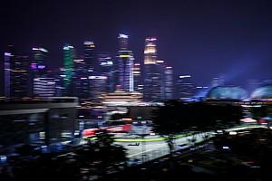 Directo: la clasificación del GP de Singapur 2019 de F1