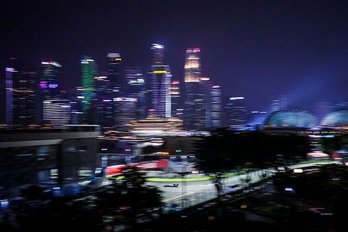Así fue el directo de la clasificación del GP de Singapur 2019 de F1