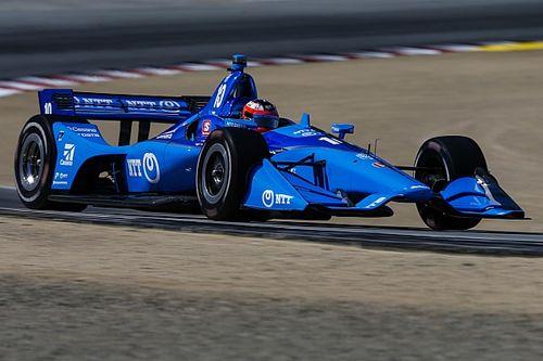 """Rosenqvist channelled """"anger"""" for strong Laguna finish"""