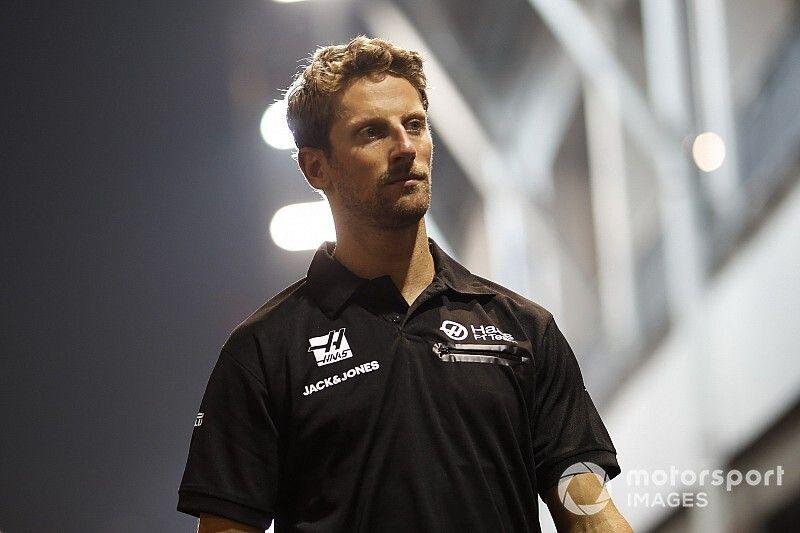 Grosjean: Combined DTM/FE programme was post-F1 option