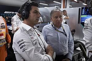 A Mercedes a jövőben is szólni fog versenyzőinek, hogy lassítsanak, ha szükségesnek ítélik
