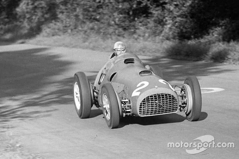 Animation: Alle Formel-1-Sieger des GP Deutschland seit 1951