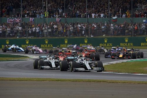 Bez wyjątku dla Formuły 1