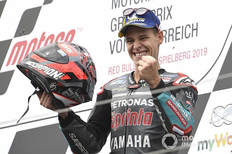Quartararo pourrait challenger Márquez à l'avenir selon Zeelenberg