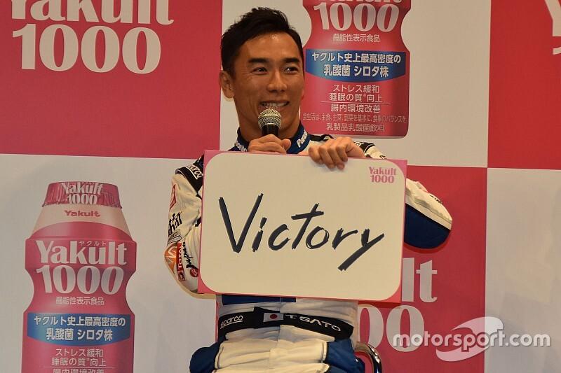 """継続は力なり。佐藤琢磨、インディ挑戦10年目は""""ベスト""""「来季はさらに上へ」"""