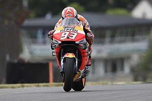 FP2 MotoGP Jerman: Marquez giliran paling kencang