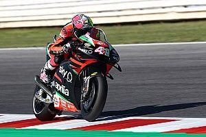 """A. Espargaró : """"Vérifiez ma moto"""" pour voir si j'ai des évolutions!"""