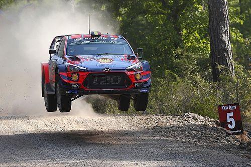 WRC Rally Turchia, PS1: Neuville e Mikkelsen partono forte