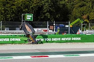 F1 should reconsider run-off/gravel trap balance - Wurz