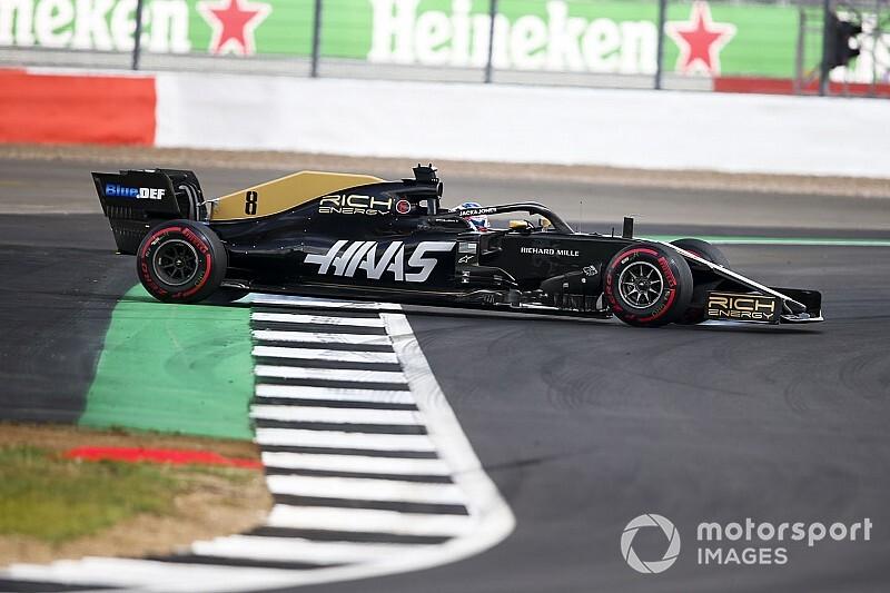 Haas, Grosjean'ı sezon sonuna kadar göndermeyi düşünmüyor