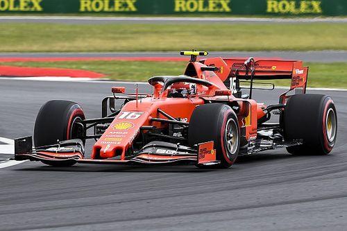 Ferrari rapste in derde training, Gasly sneller dan Verstappen