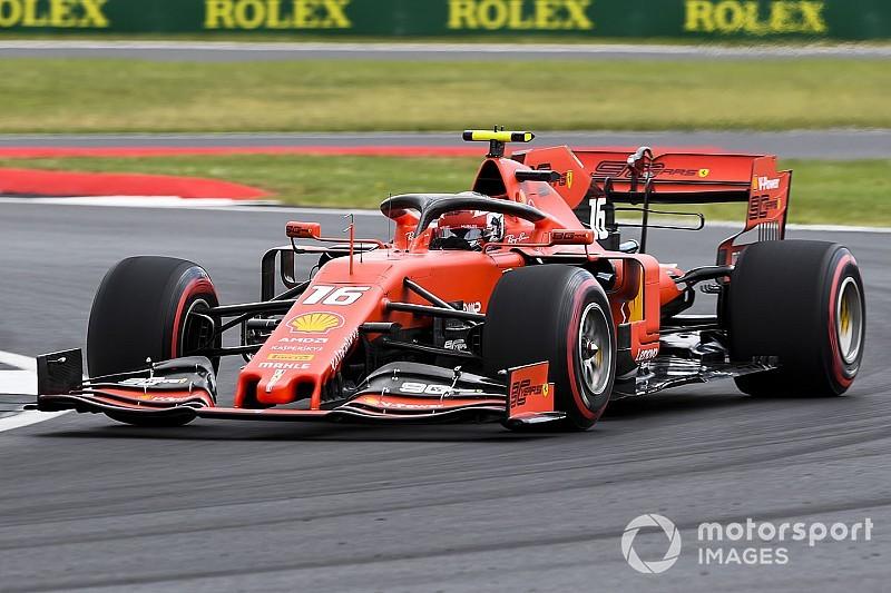 Formel 1 Silverstone 2019: Doppel-Bestzeit für Ferrari!