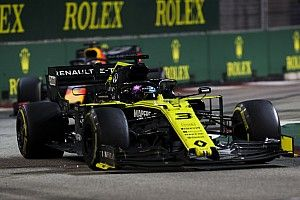 """Ricciardo énervé par la """"honte"""" de sa disqualification"""