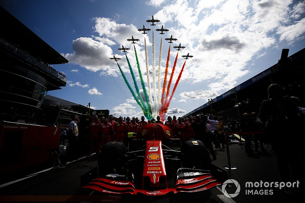 Imola en Mugello bekijken mogelijkheden voor Formule 1-race