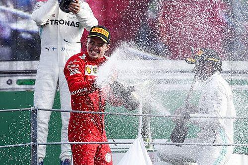 """Leclerc: """"Sapevo di essere al limite, ma volevo dare tutto"""""""