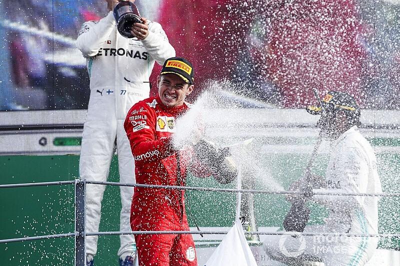 Globo registra novo recorde de audiência com GP da Itália de F1