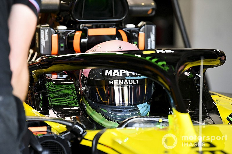 Ricciardo: Én beteg vagyok, bírom a hőséget